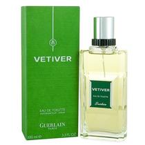Vetiver Guerlain Masculino 100ml Edt Perfume Importado 12x