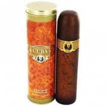 Perfume Cuba Gold - 100ml - Edt