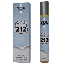 Perfume Route 212 You Take On Inspirado 212 Men 30ml