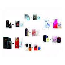 Perfumes Contratipo 50 Ml - Várias Fragrâncias