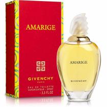 Perfume Givenchy Amarige 100ml Feminino Original E Lacrado
