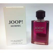 Joop Homme 125ml Masculino | Tester 100% Original