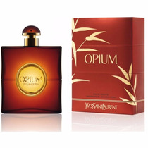 Perfume Feminino Yves Saint Laurent Opium 90ml Edt