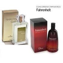 Perfume Hinode Traduções Gold 45 - Fahrenheith