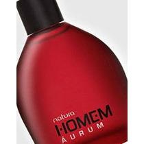 Desodorante Colônia Natura Homem Áurum - 100ml