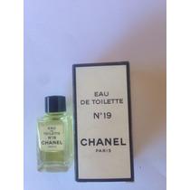Miniatura Perfume Chanel Nr.19 Eau De Toilette 4ml