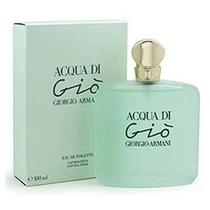 Perfume Armani Acqua Di Gio Feminino 100ml Original