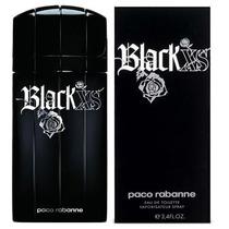 Perfume Paco Rabanne Black Xs Masculino Edt 100ml Fiorah