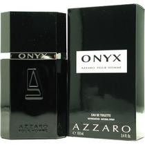 Perfume Onyx Azzaro Pour Homme Masculino Edt 100ml Original