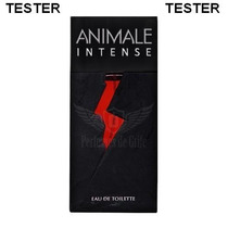 Perfume Animale Intense Masculino 100ml Edt Original Tester