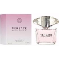 Perfume Versace Bright Crystal 90ml | Lacrado 100% Original