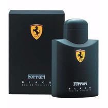 Perfume Ferrari Black 125ml, Produto Original A Envio Rápido