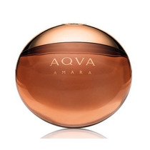 Perfume Bvlgari Aqva Amara Edt 100ml Men Original ((tester))