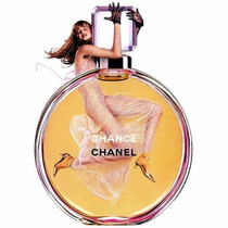 Perfume Chance - Chanel Original 100ml Edp Oferta Imperdivel