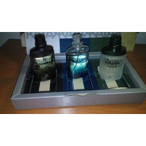 Kaiak Natura Kit 3 Kaiak 25 Ml 1urbe 1tradicional 1 Aventura