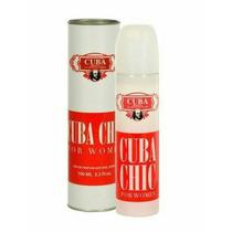 Perfume Cuba Chic 100 Ml Original!!!