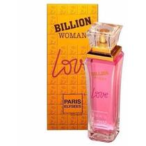 Paris Elysees - Perfume Feminino Billion Woman Love 100ml
