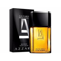 Perfume Azzaro Masculino Eau De Toillette 100ml Original
