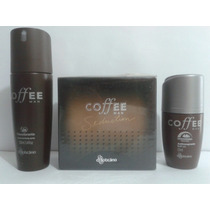 Kit Coffee Man Seduction O Boticário