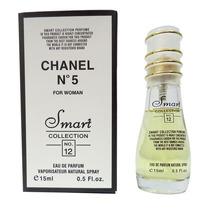 Kit Com 4 Perfumes Smart Collection Fragrâncias Femininas