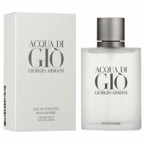 Perfume Acqua Di Giò Pour Homme 100ml - Original