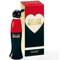 Perfume Cheap And Chic Moschino Edt Feminino 100 Ml