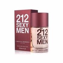 Perfume Carolina Herrera Ch 212 Sexy Men Edt 30ml