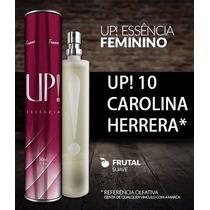 Up Essência(10) Perfume Importado Feminino(carolina Herrera)