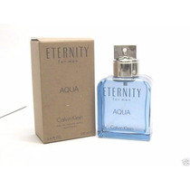 Perfume Eternity Aqua Masculino100ml Tester - Nina Presentes