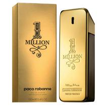 Perfume Paco Rabanne 1 Million Masculino Edt 50ml Fiorah
