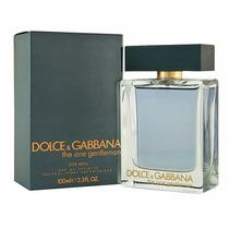 Perfume Dolce & Gabbana The One Gentleman 100ml ** Original
