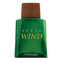 O Boticário North Wind 110ml Masculino Antigo Original