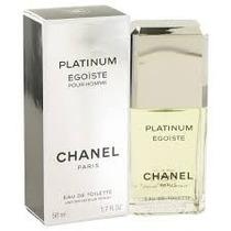 Egoiste Platinum Chanel Masculino Eau De Toilette 100ml