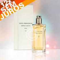 Perfume Gabriela Sabatini 60ml | Tester 100% Original