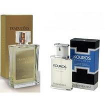 Perfume Kouros - Traduções Gold 100ml Fragrância Original