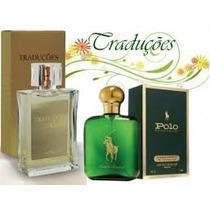 Perfume Hinode Traduções Gold 03 - Polo