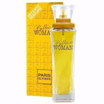Perfume Billion Feminino 100ml Paris Elysees- Original