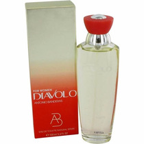 Perfume Diavolo For Women 100 Ml - Original