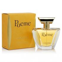 Perfume Lancome Poême Feminino Edp 100ml Fiorah