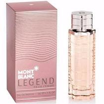 Perfume Legend Pour Femme Mont Blanc Edp Feminino75ml