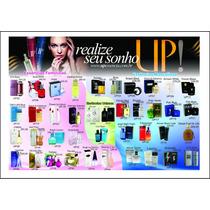 Kit 2 Perfumes Importados Up Essencia Original Frete Gratis