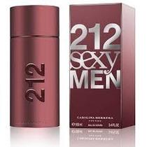 Perfume 212 Sexy Men 100ml 100%original Frete Grátis S/juros