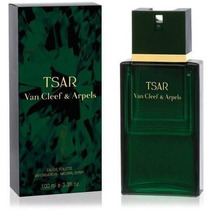 Perfume Tsar Masculino 100ml Edt Van Cleef & Arpels Promoção