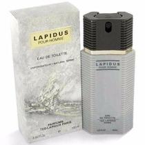 Perfume Ted Lapidus Pour Homme 100ml Original Masculino