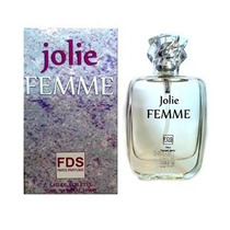 Jolie Femme Edt 50ml (tendência: Coco Mademoiselle Fem.)