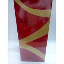 Perfume Rebelle By Rihanna 100 Ml Feminino Original Import