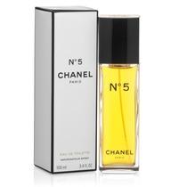 Perfume Feminino Chanel N°5 Eau De Toilette 100ml