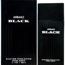 Perfume Animale Black Masculino Original 100ml