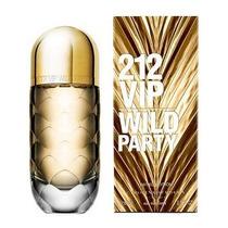 Perfume 212 Vip Wild Party 80ml Edt Fem Carolina Herrera