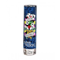 Love And Luck - Ed Hardy - Amostra Original De 2,5ml